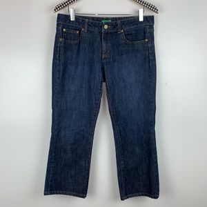 Lilly Pulitzer Palm Beach Cropped Jeans 6 T3908